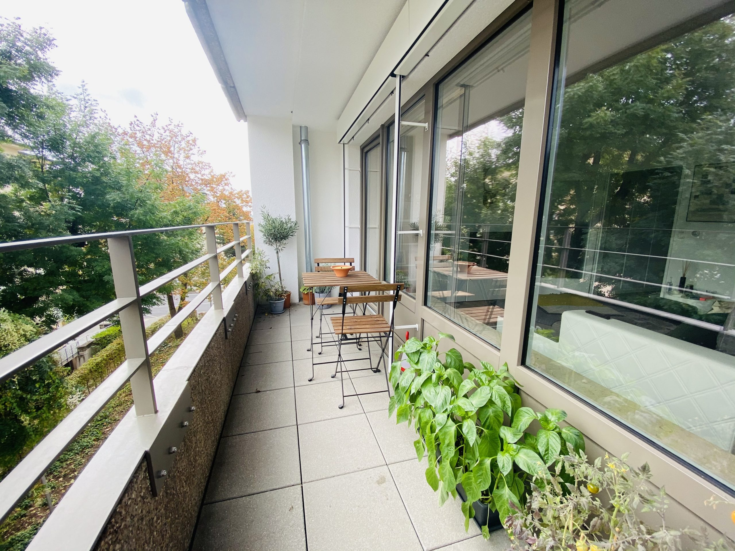 Luxembourg-Belair: Appartement 1 chambre